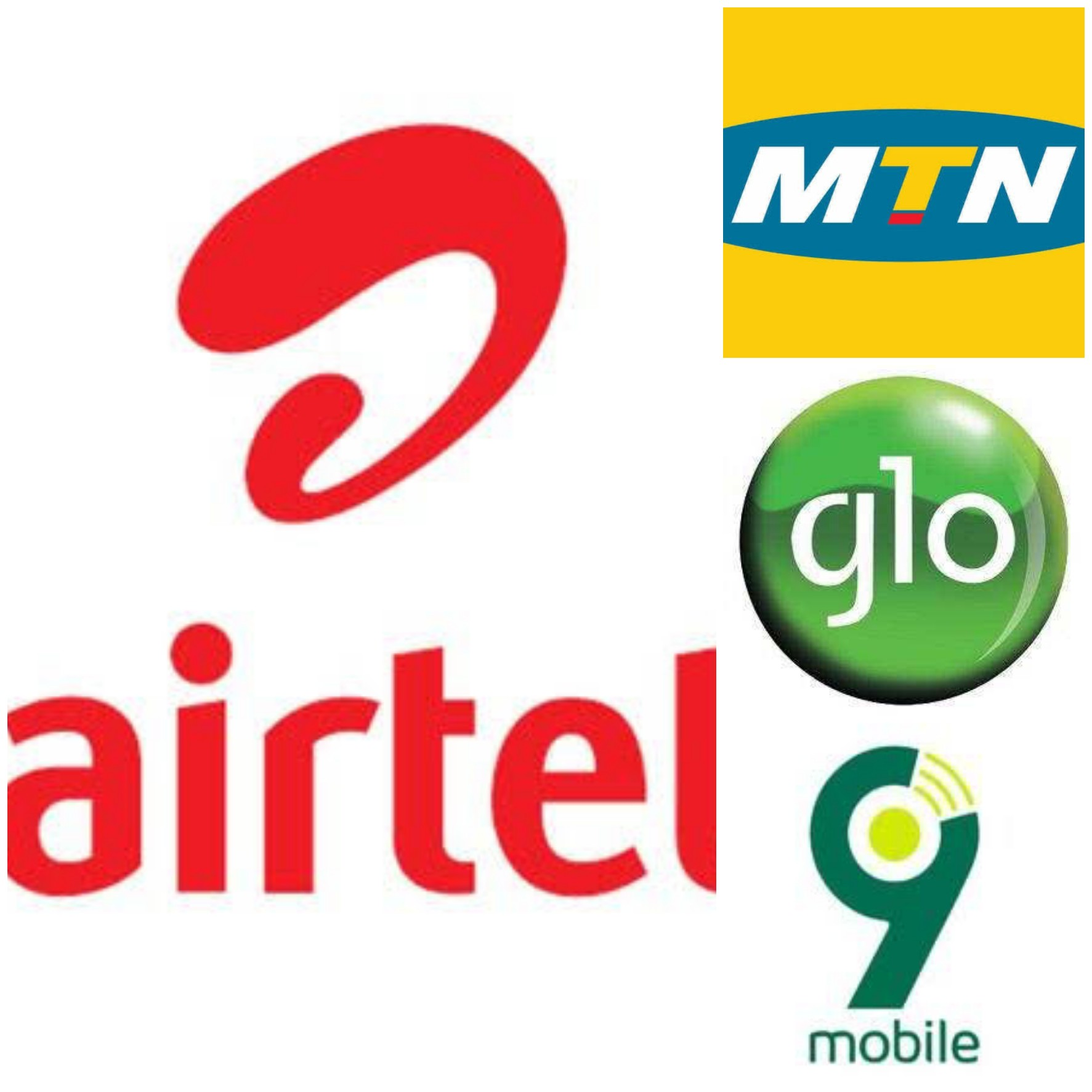 Cheap Data Bundles For All Network MTN, Glo, 9Mobile And Airtel