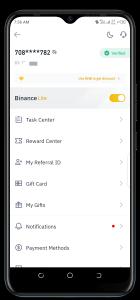 Verified Binance Wallet Account